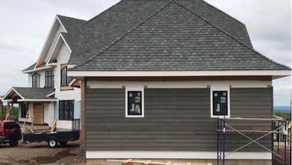 Step by step guide for installing siding