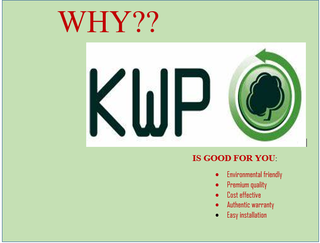 Reasons why KWP siding is good for you