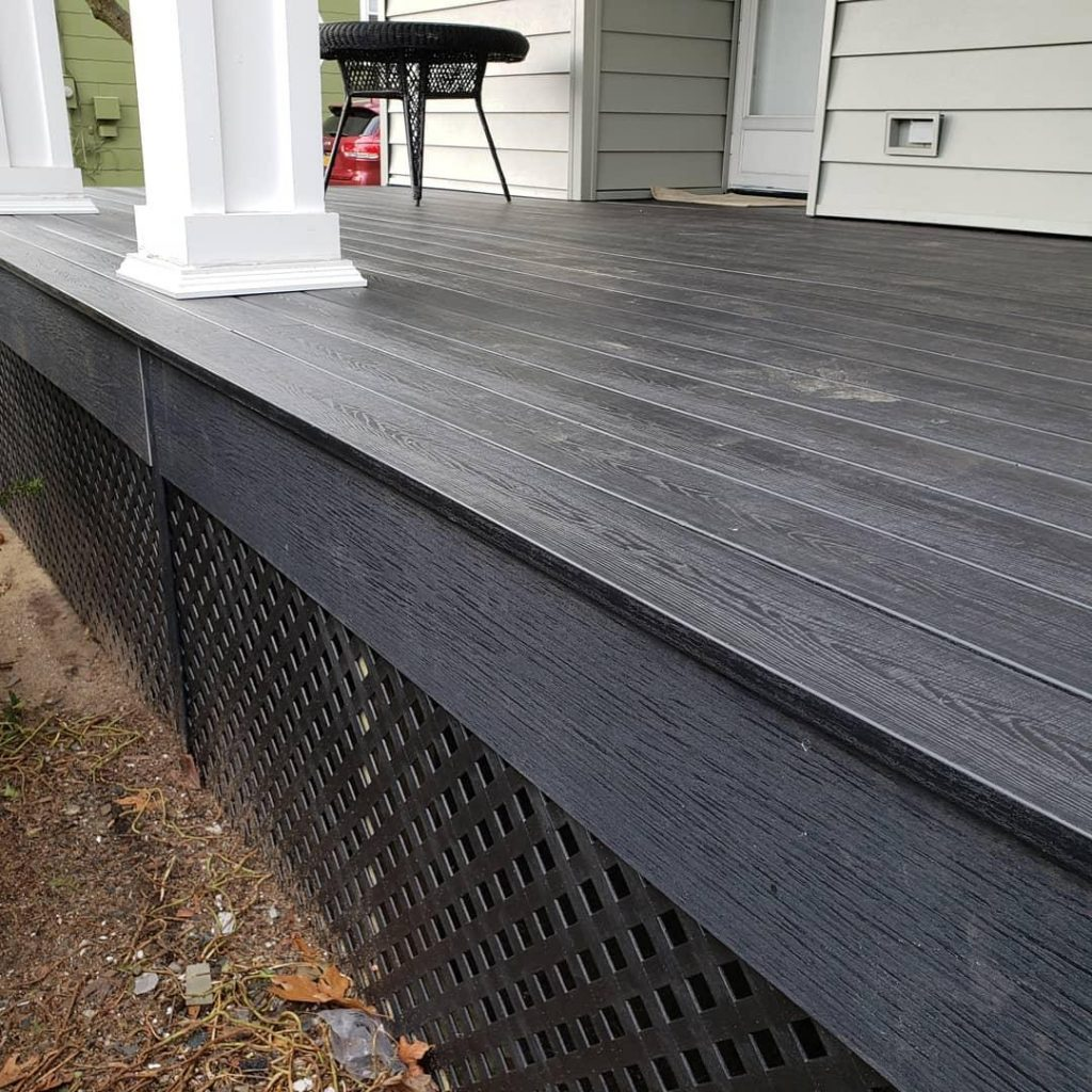 TIVA, the best outdoor decking product