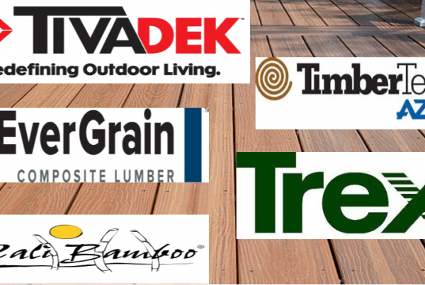 Top 5 decking brands today
