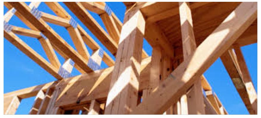 Protecting exposed wood beams