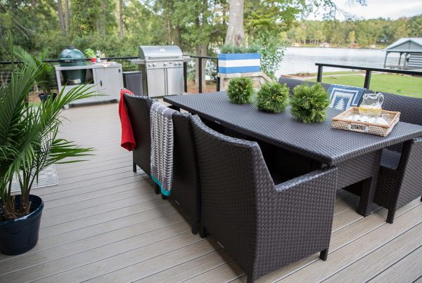 Best Decking for Rhode Island