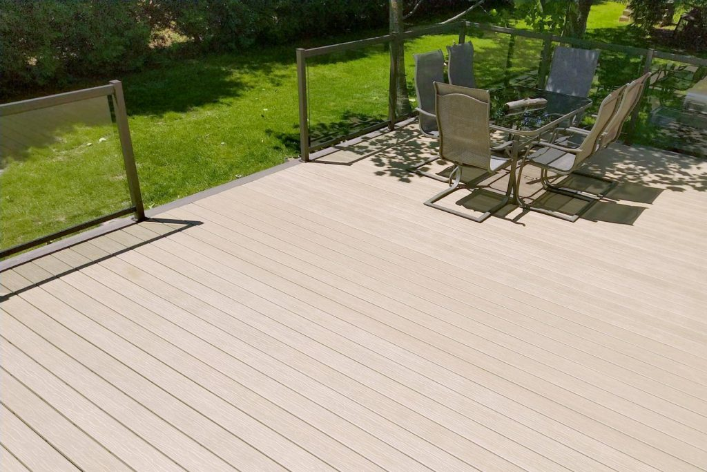 best decking for Connecticut