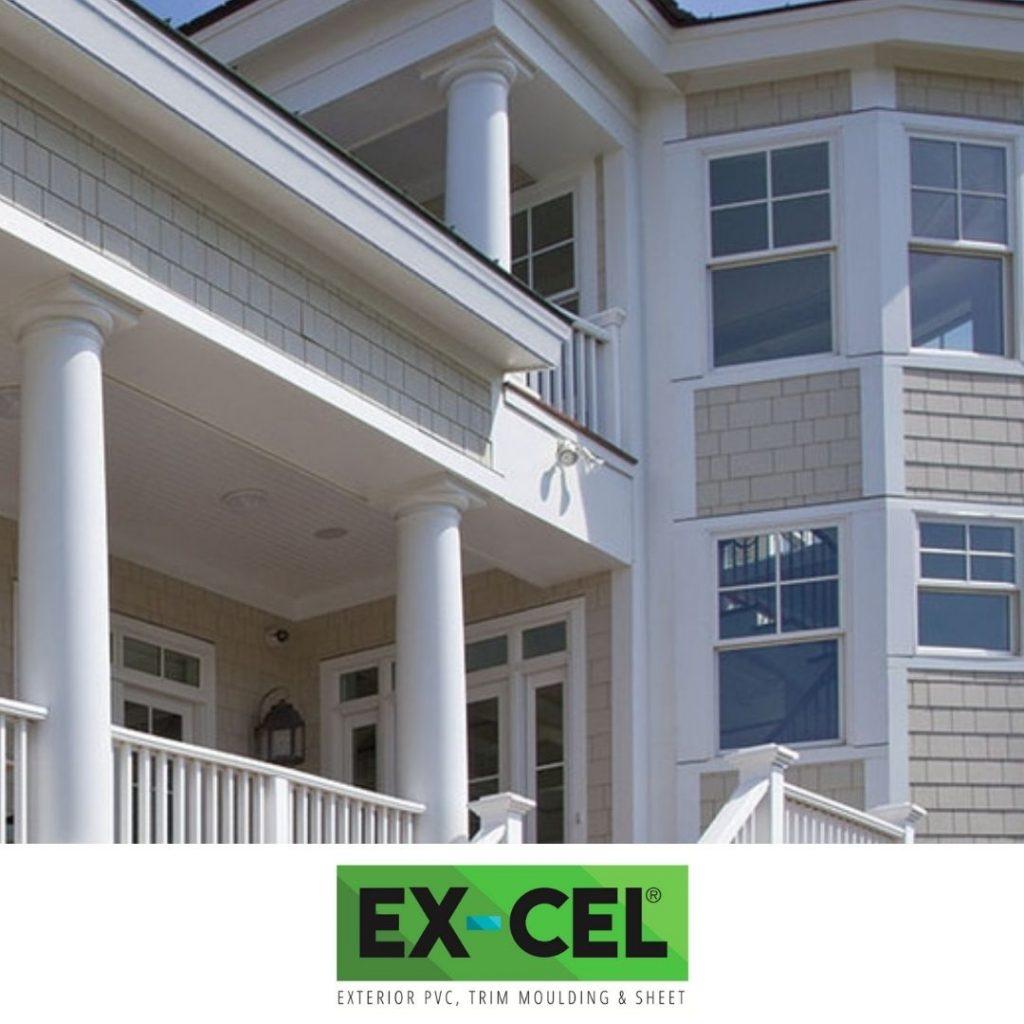 Ex-cel exterior pvc, trim moulding and sheet - Sherwood Lumber