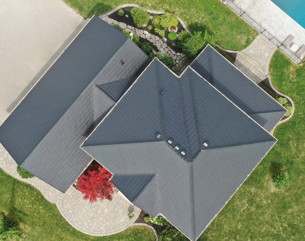 Trending roof designs 2020; Curved