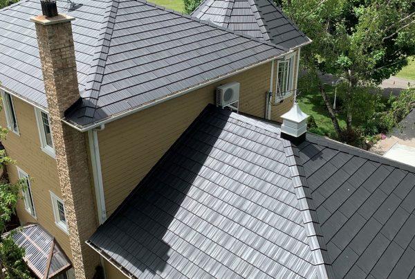 Trending roof designs