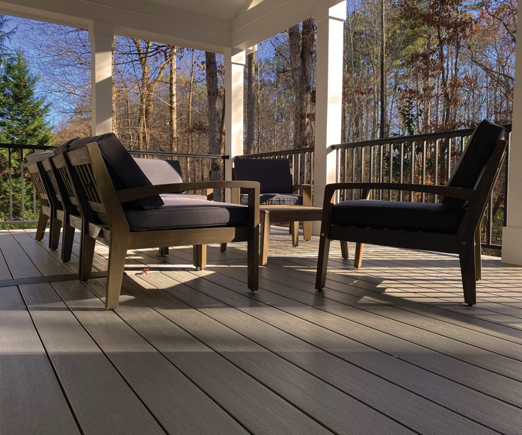 Tips for Choosing Perfect Decking Colors
