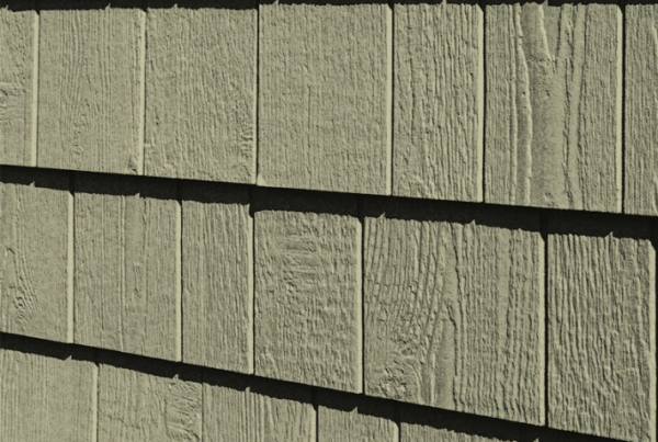 fire resistant siding material
