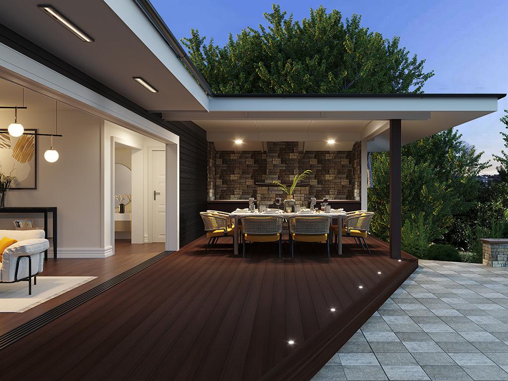 Top Deck Lighting Ideas