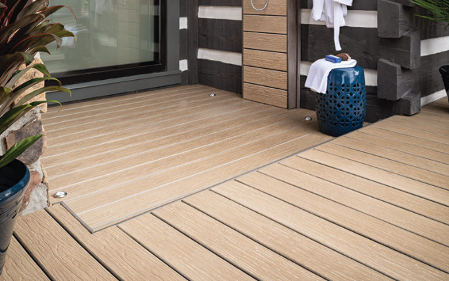 Fire-Resistant Decking Materials